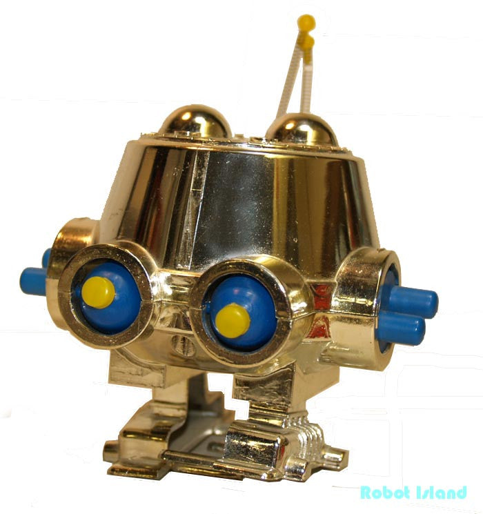 "Russian Robot windup ""Batteries Not Included"" - SOLD!"