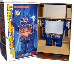 Horikawa TV Robot Japan Space Scout Vintage Space Toy