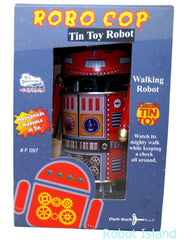 Google Droid Robot Tin Toy Windup by Welby Toys