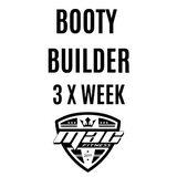 Mac Fitness - 3 x a week booty / glute focus workouts