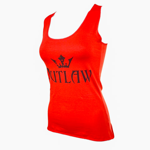 A Women's Premium Rough Cut Tank