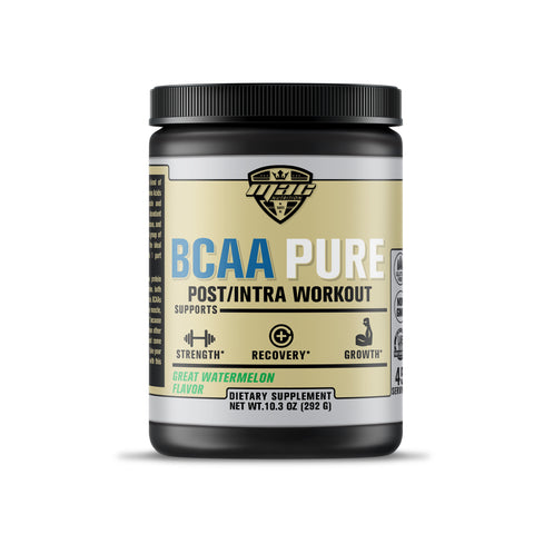 Mac Fitness PURE BCAA - Post/Intra Workout (Fruit Punch)