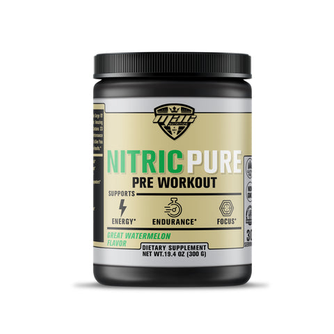 Nitric Pure Pre Workout (Watermelon)