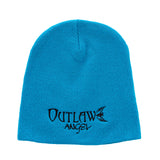 Blue Outlaw Angel Beanie