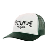 Green Outlaw Angel Snapback