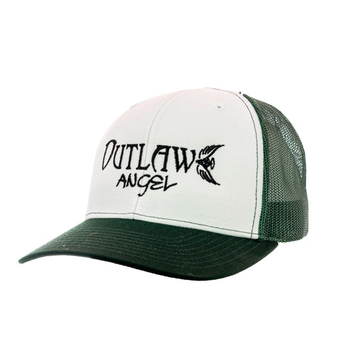 Outlaw Black and White 3D Crown