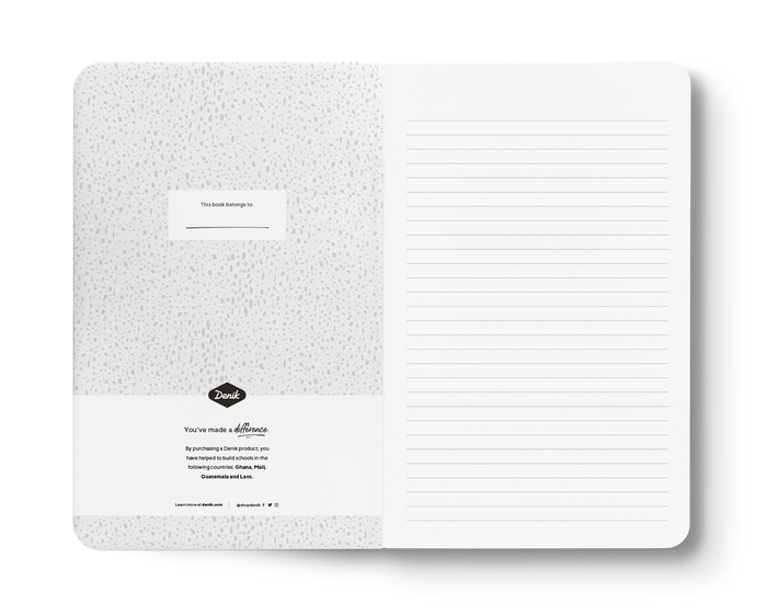 Great Outdoors Layflat Notebook