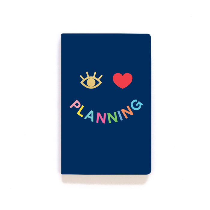 Eye Heart Planning Academic Year Planner | Aug 2019 - Aug 2020