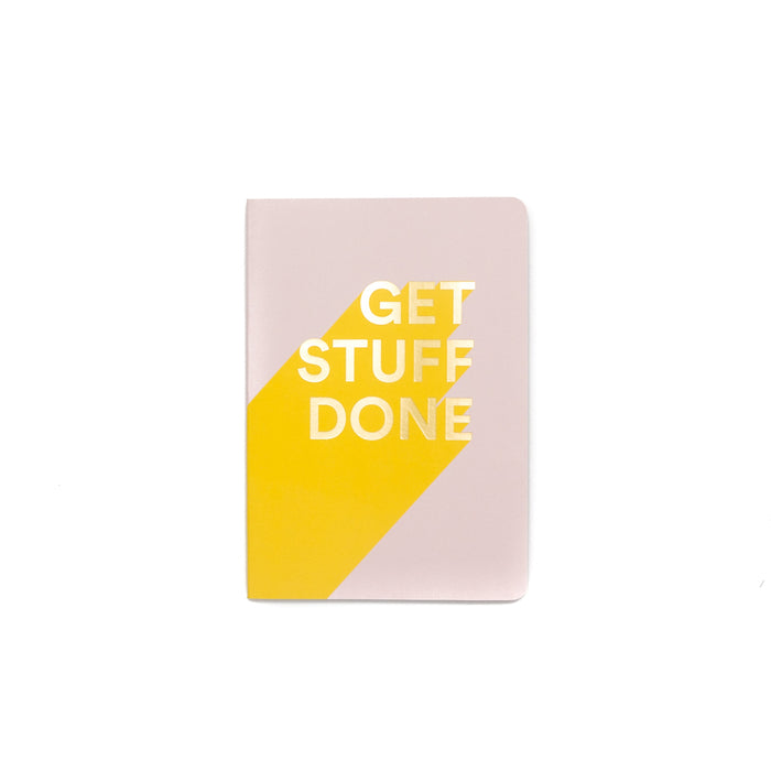 Get Stuff Done Academic Year Planner| Aug 2019 - Aug 2020