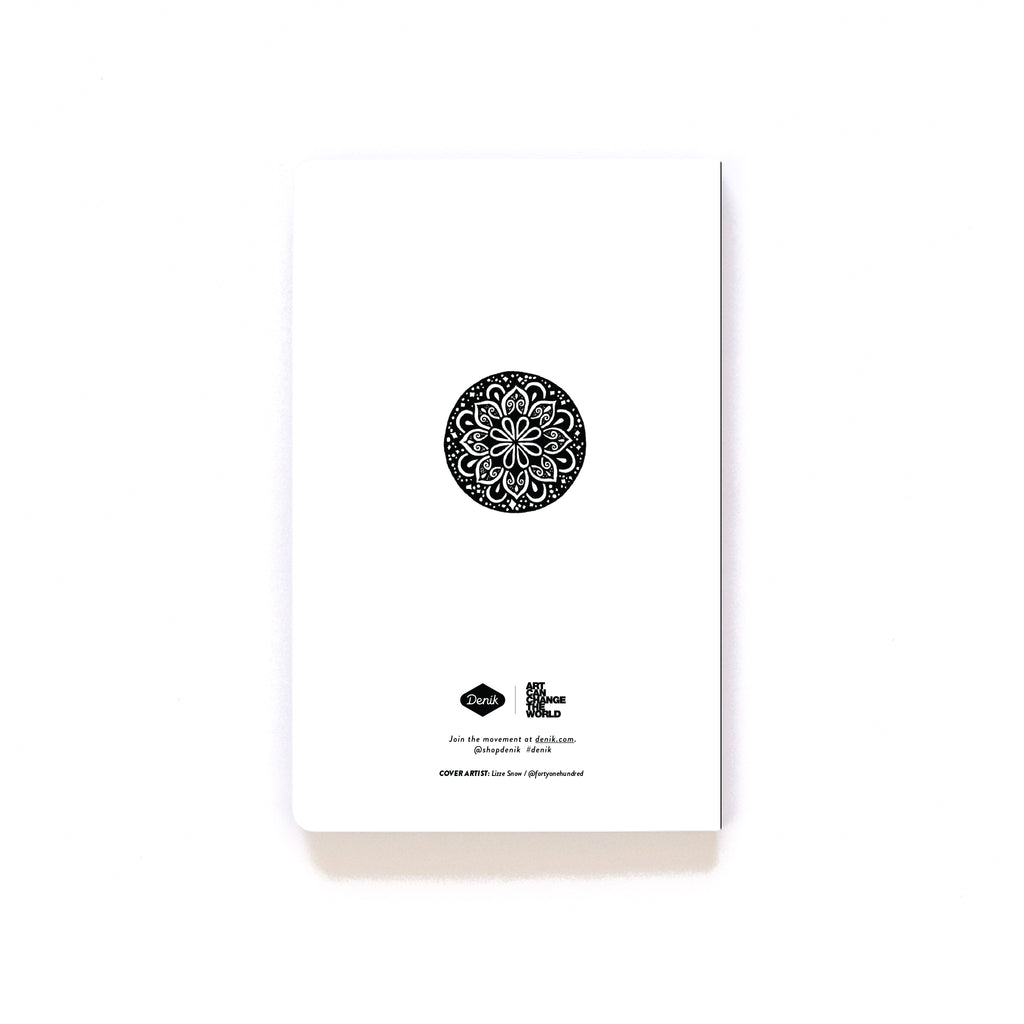 Alignment Mandala Softcover Notebook