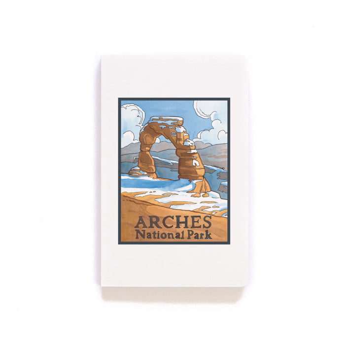 Arches Softcover Notebook