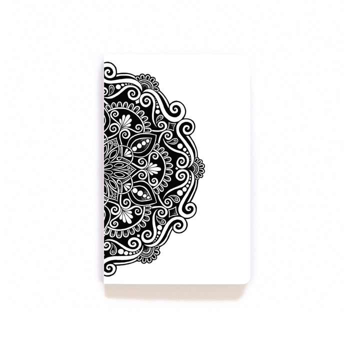 Awakening Mandala Softcover Notebook
