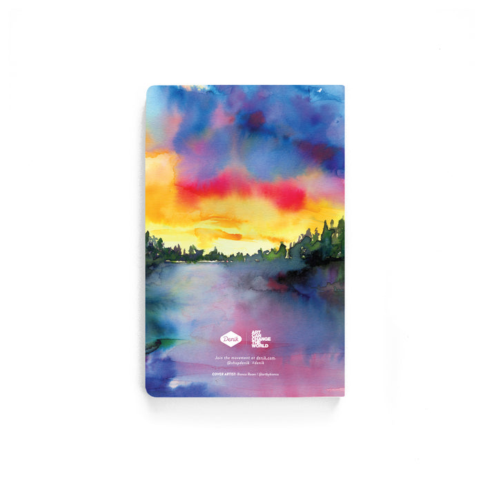 Color Landscape Softcover Notebook