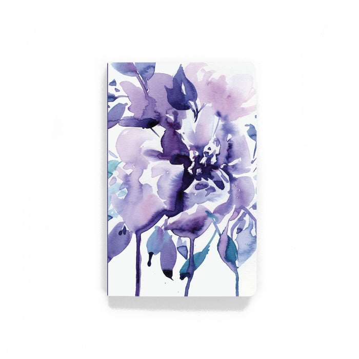 Purple Dream Softcover Notebook