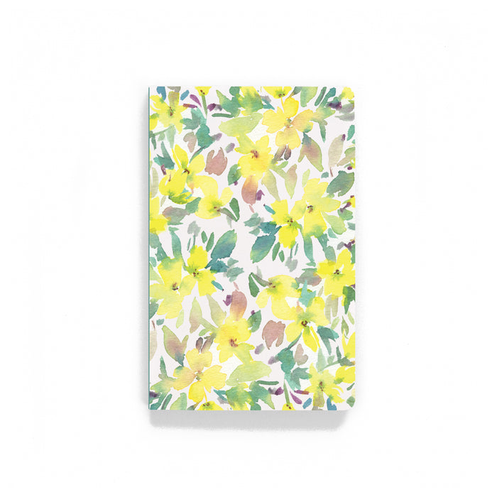 Wildflowers Softcover Notebook