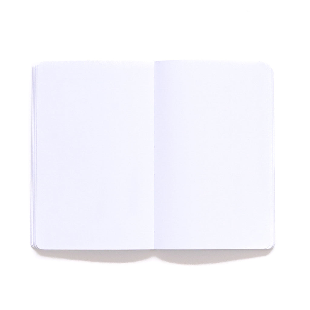 Bermuda Softcover Notebook blank page spread