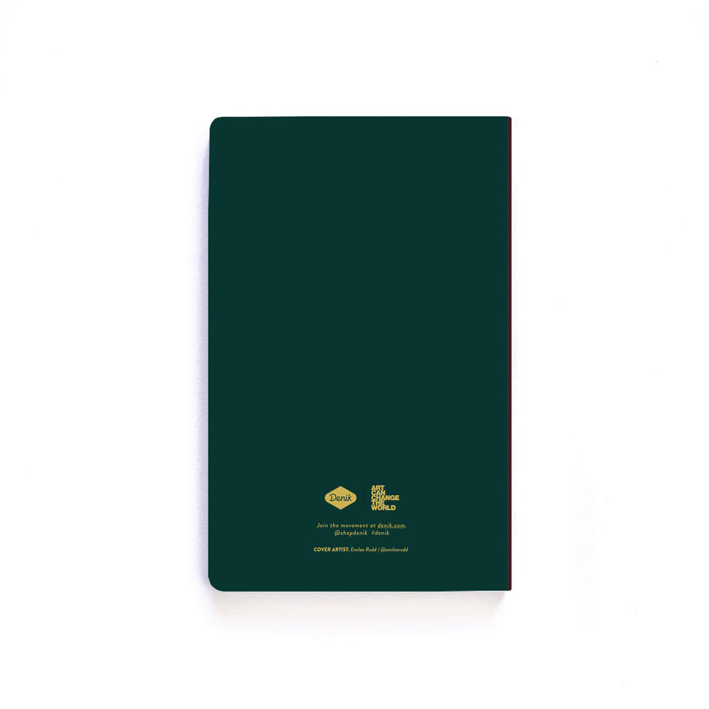 Bloom Where You Are Planted Softcover Notebook