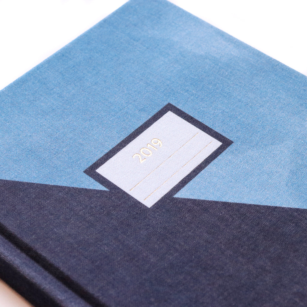 Blue Sapphire Planner for 2019
