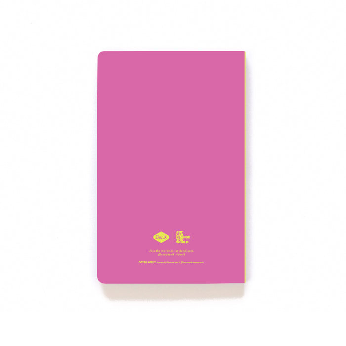 Bright Ideas Softcover Notebook
