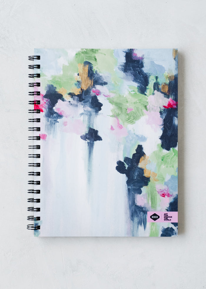 SPRING DAY NOTEBOOK