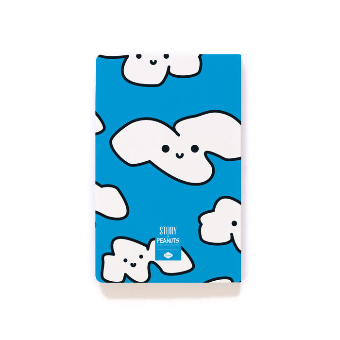 Peanuts X Friendswithyou Layflat Softcover Notebook