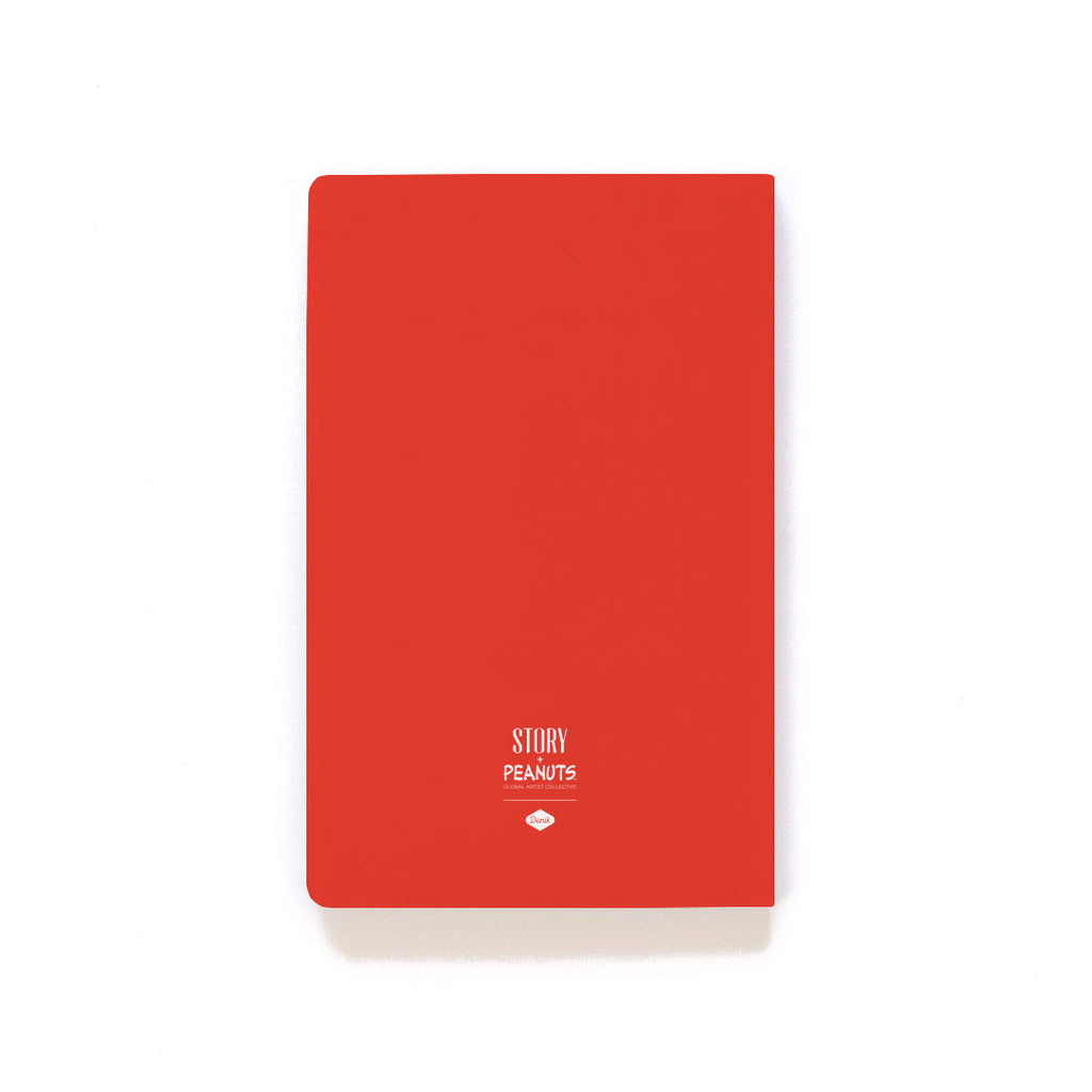 Peanuts X Mr. A Softcover Notebook