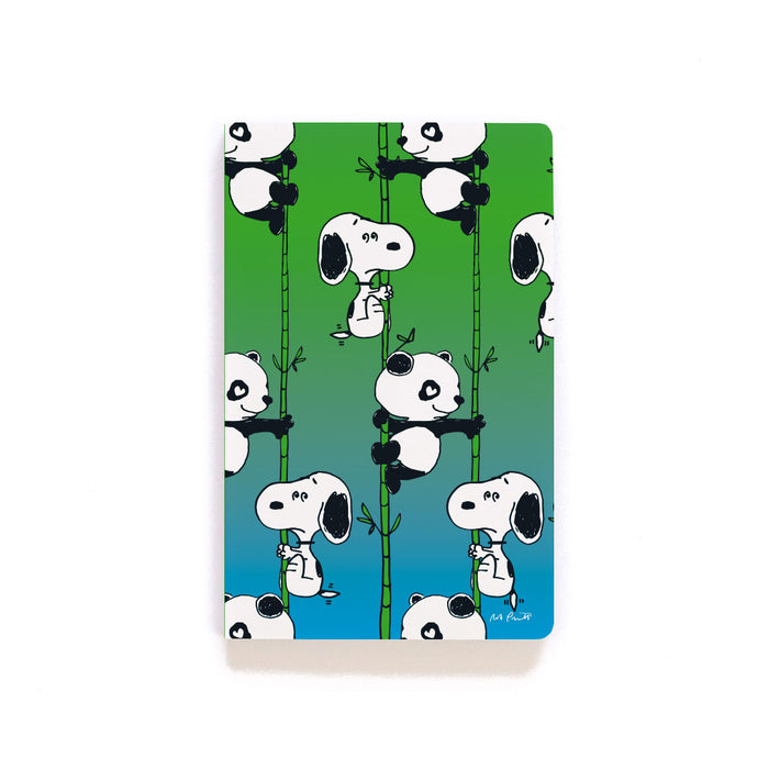 Peanuts X Rob Pruitt Layflat Softcover Notebook