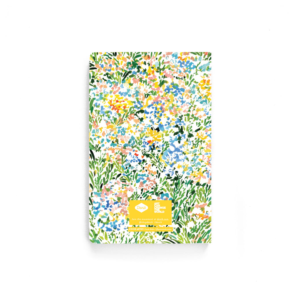 Petite Wildflowers Softcover Notebook