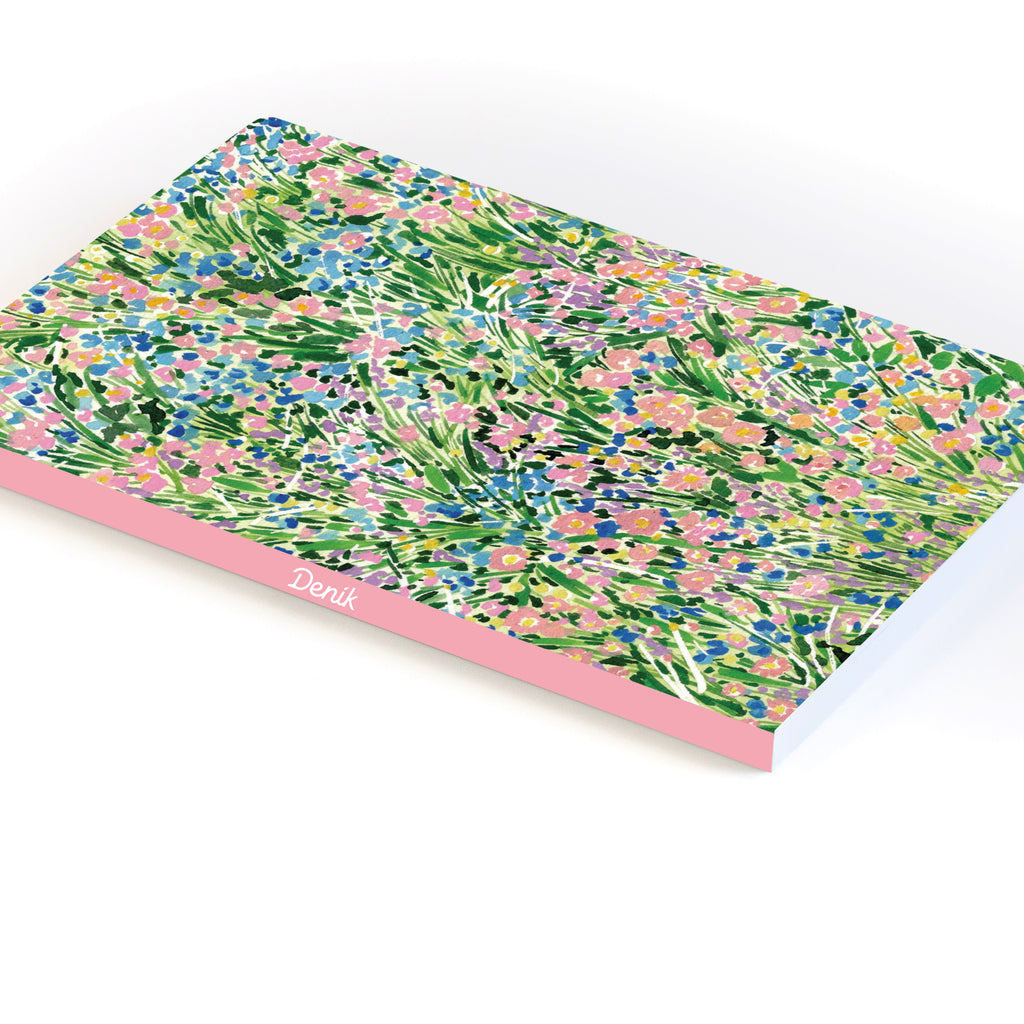 Spring Wildflowers Softcover Notebook