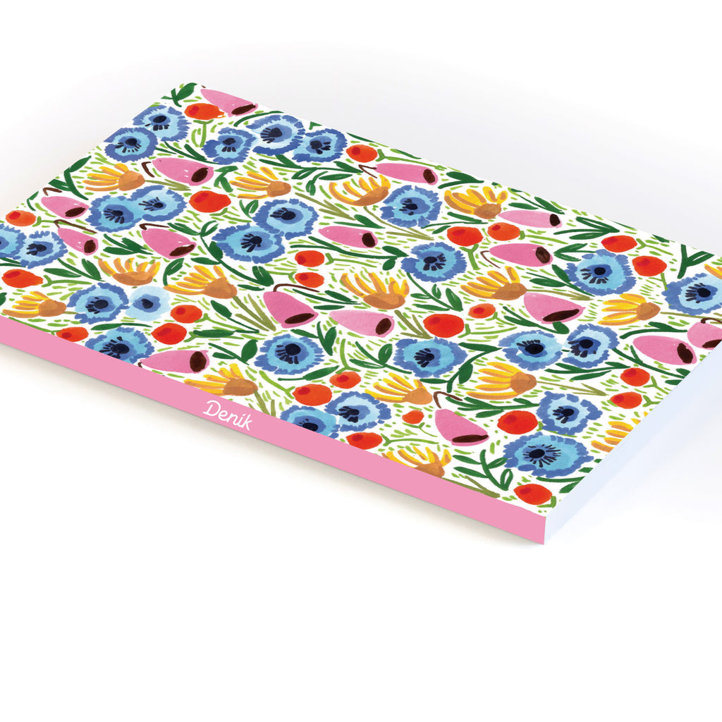 Tropical Pastel Softcover Notebook