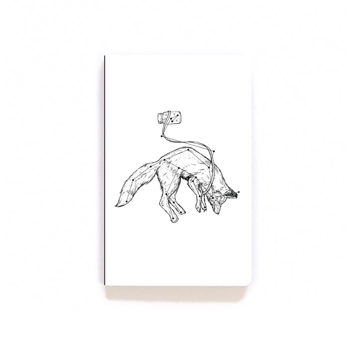 Fox Constellation Notebook