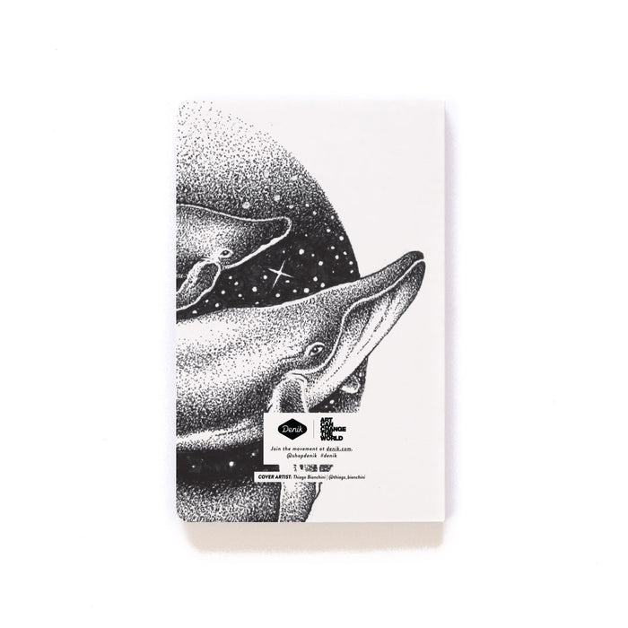Gentle Giants Softcover Notebook