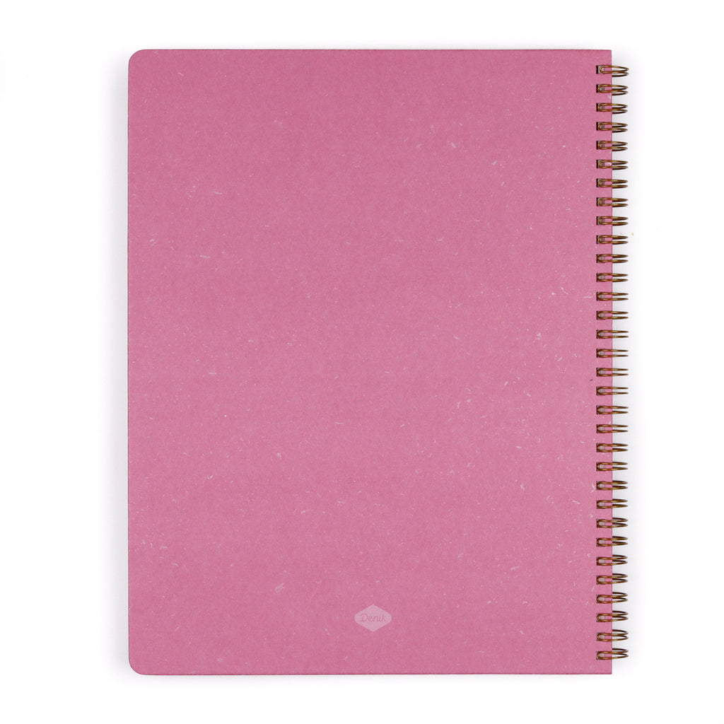 Raspberry Spiral Hardcover Sketchbook