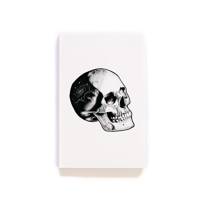 Head In The Sky Softcover Notebook