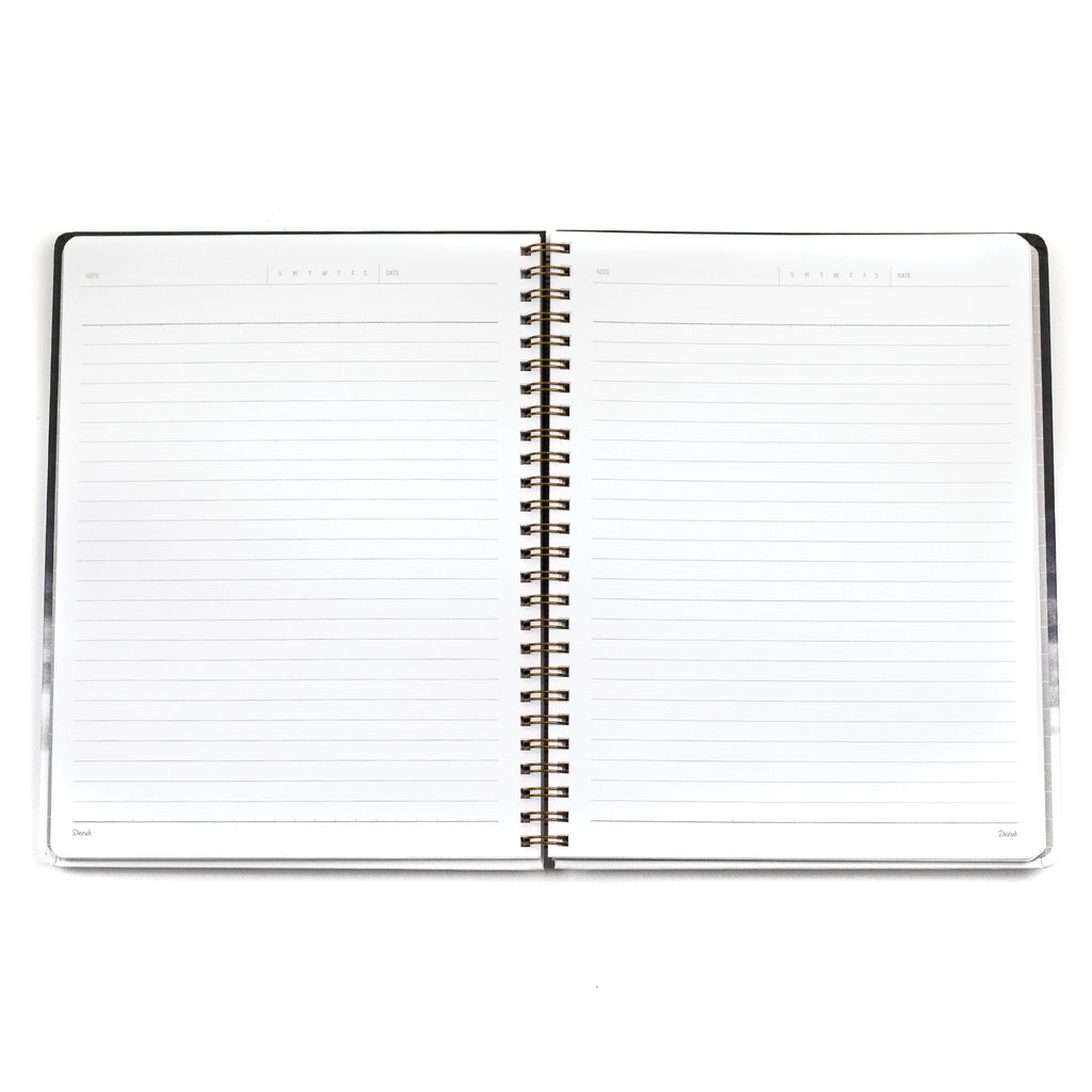 Crazy Ideas Spiral Notebook (M)