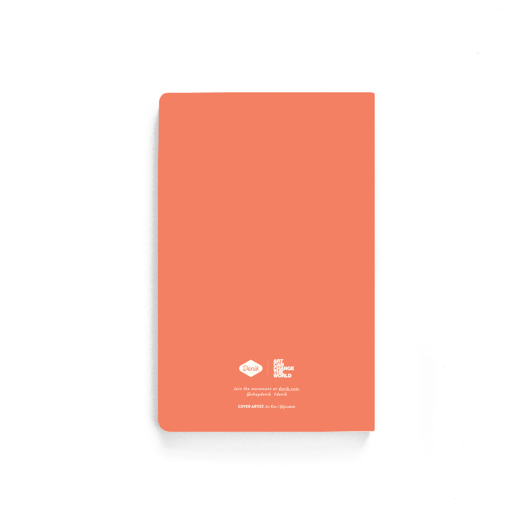 Mistakes Make Progress Softcover Notebook