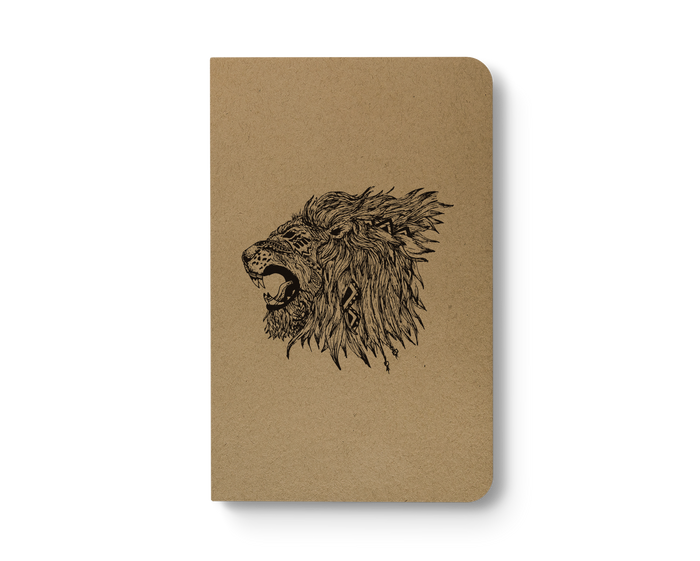 The Pride - Kraft Layflat Notebook