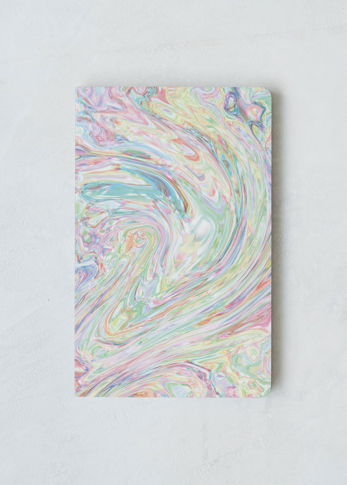 Ice Cream Swirl Layflat Softcover Notebook