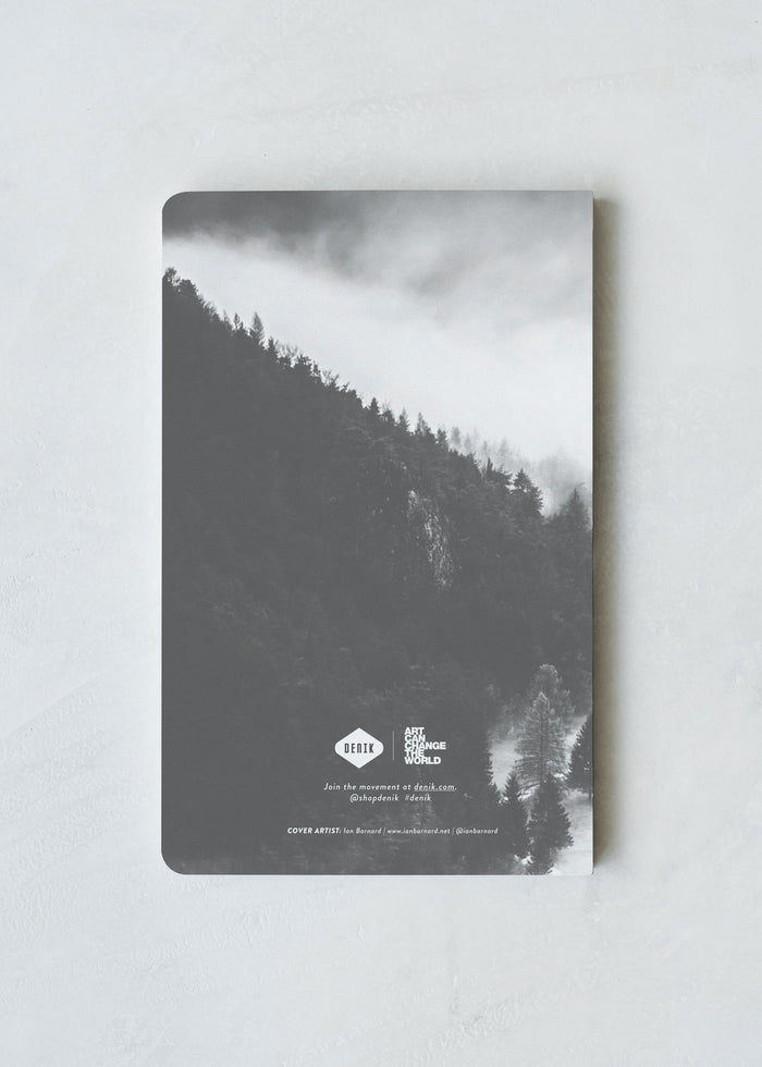 Adventure Layflat Notebook
