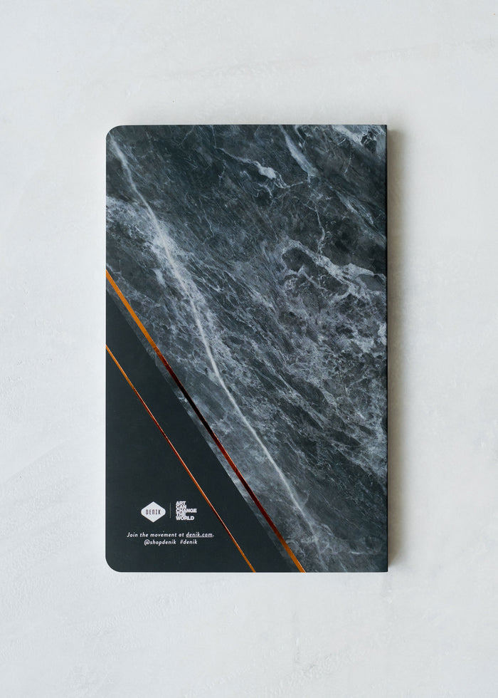 Obsidian Layflat Softcover Notebook