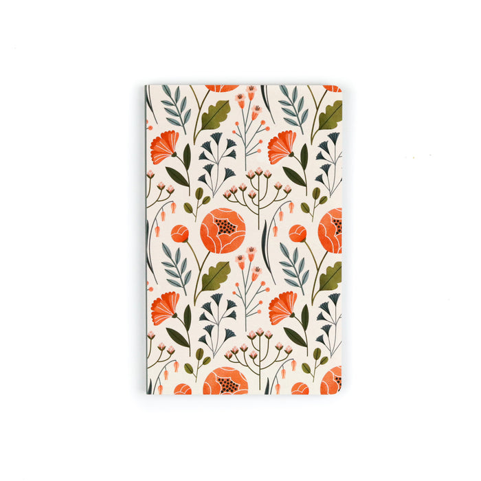 Flowers Notebook