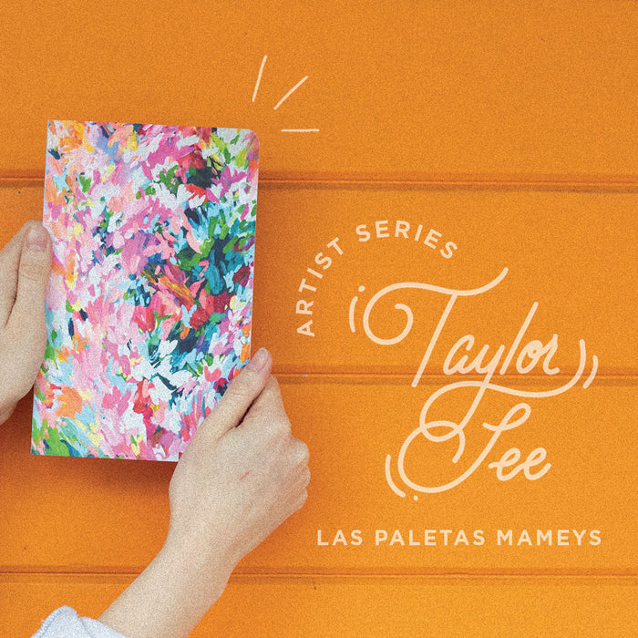 Las Paletas Mameys Softcover Notebook