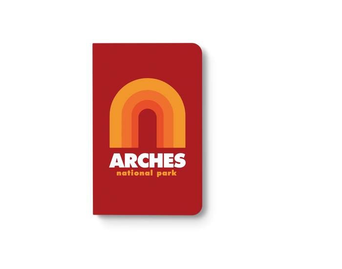 Arches Classic Layflat Notebook