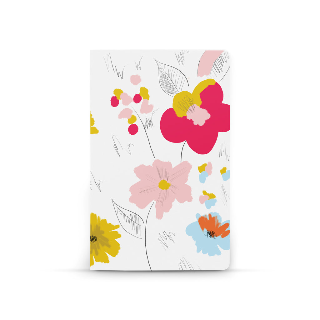"Custom Softcover Notebook - 5.25"" x 8.25"""