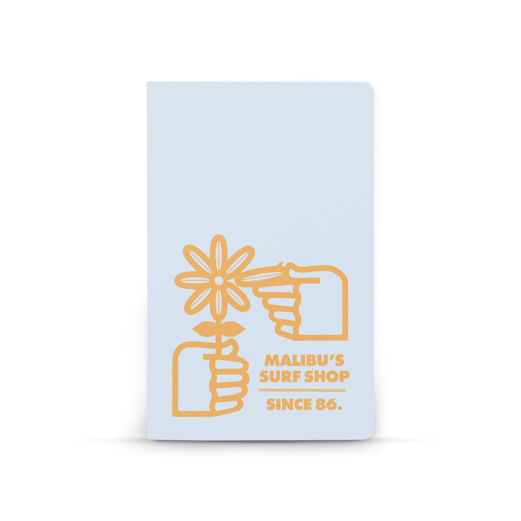 "[DEV] Custom Softcover Notebook with Foil/Spot UV - 5.25"" x 8.25"""