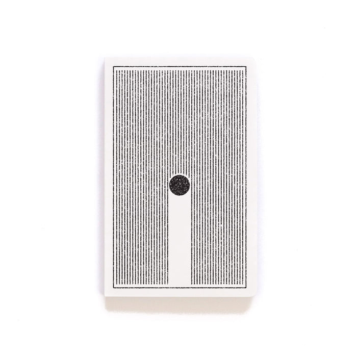 Lines Softcover Notebook