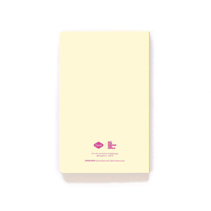 Magic In Progress Softcover Notebook