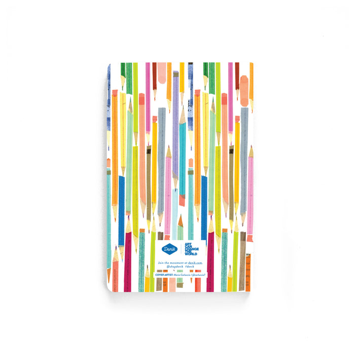 Pencils Softcover Notebook