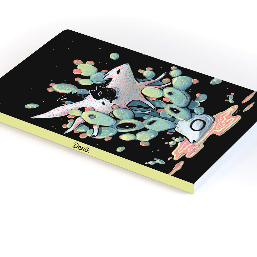 Opuntia Notebook