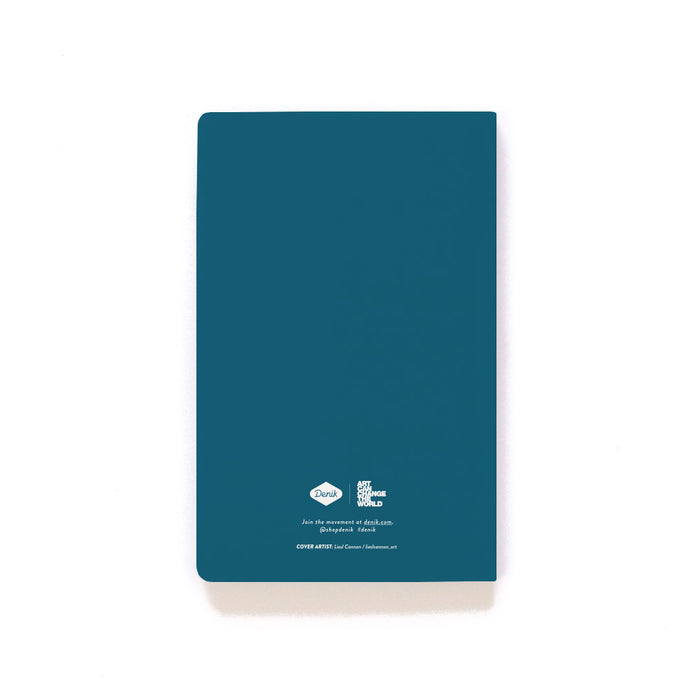 Mount Rainer Softcover Notebook